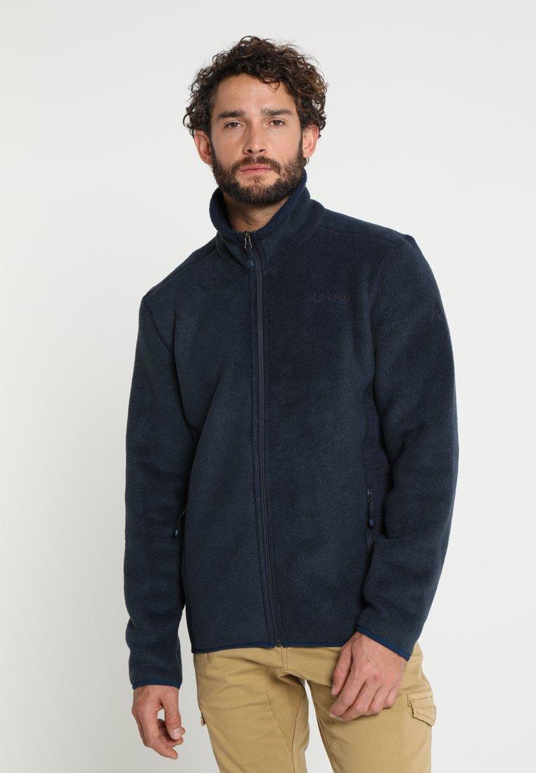 Schöffel - JACKET CARDIFF2 - Fleece jacket - navy blazer