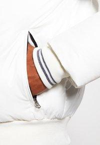 Schott - Winter jacket - white - 5