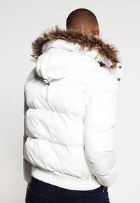 Schott - Winter jacket - white - 2