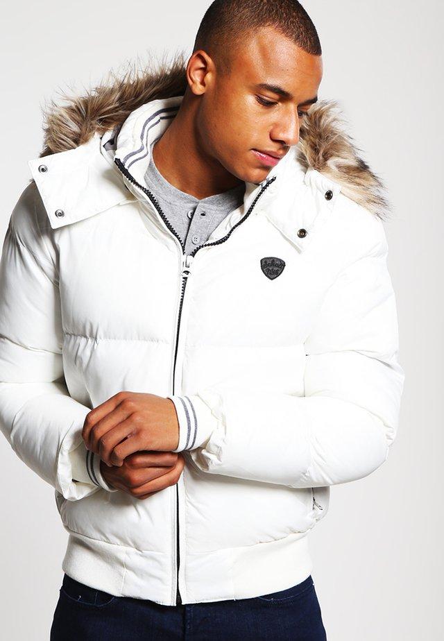 Vinterjacka - white
