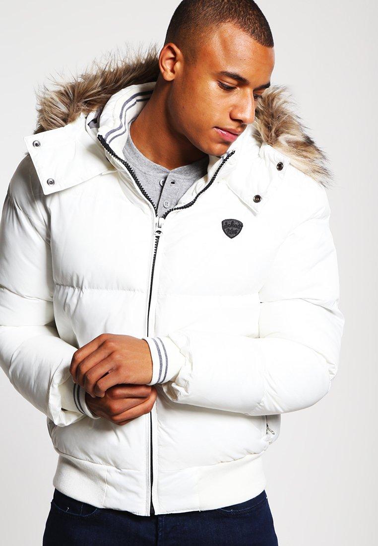 Schott - Winter jacket - white