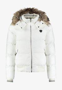 Schott - Winter jacket - white - 7