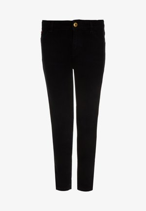 LA MILOU - Jeans Skinny - pitch dark