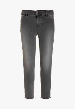 LA MILOU - Jeans Skinny Fit - deja grey