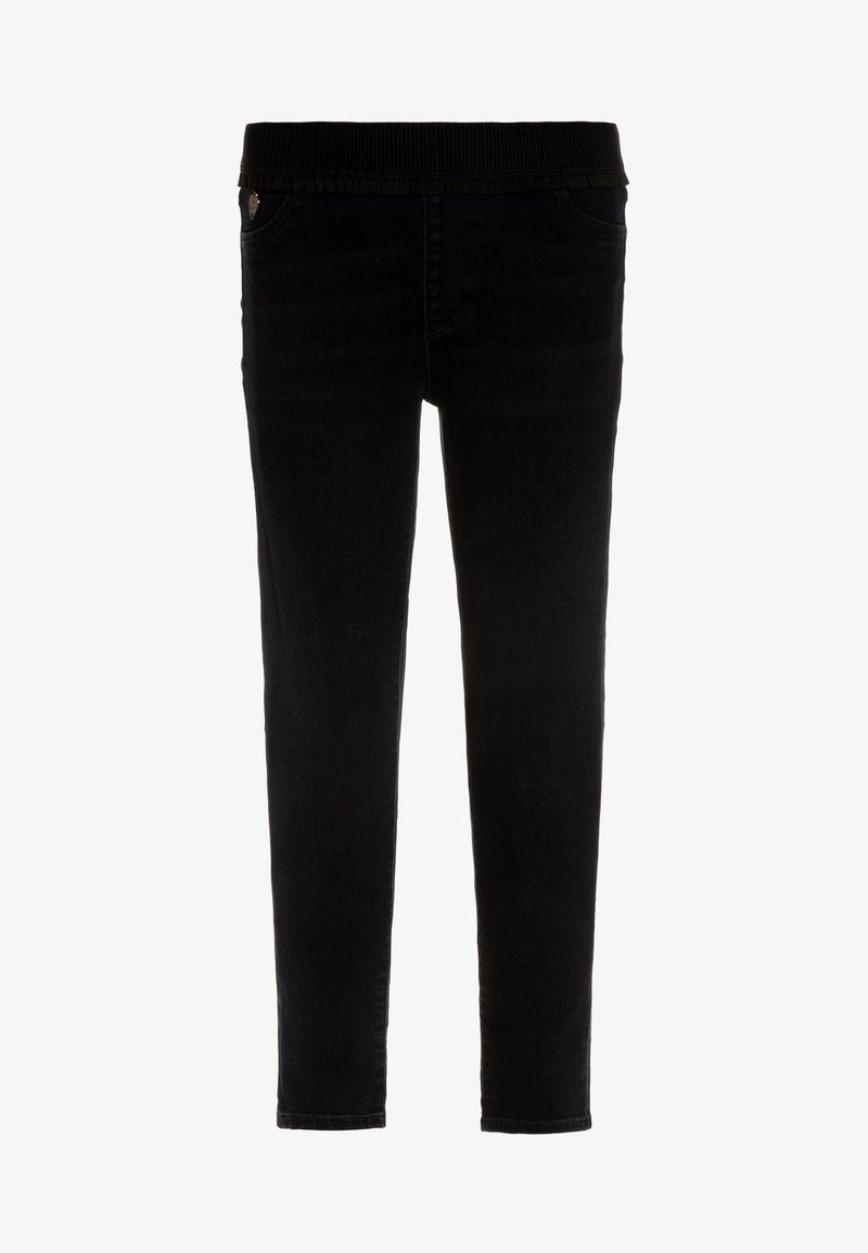 Scotch R'Belle - LE FLEX - Jeans Skinny Fit - pitch dark washed