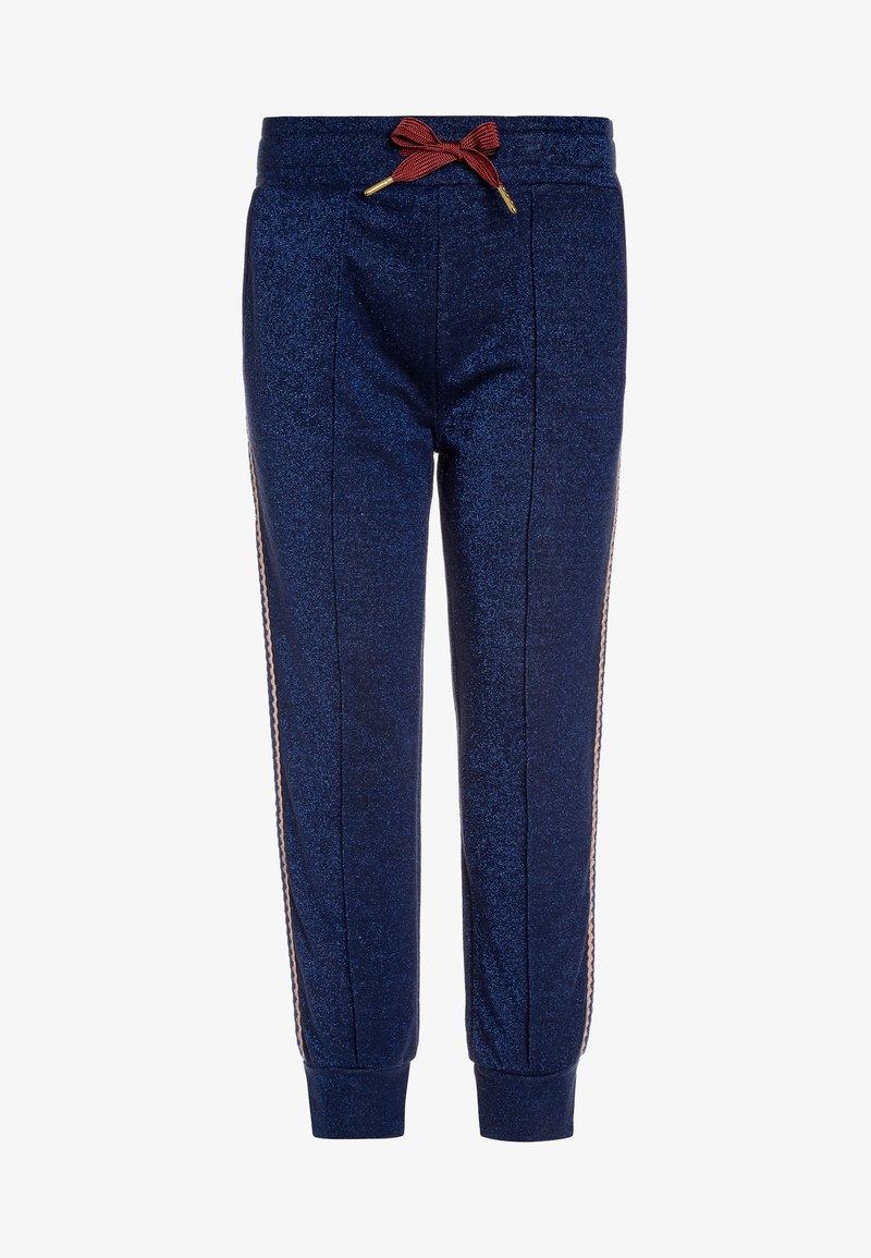 Scotch R'Belle - PANTS WITH SIDE TAPES - Pantalon de survêtement - stargazer melange