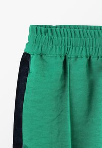 Scotch & Soda - DRAPEY PANTS WITH SIDE TAPES - Tracksuit bottoms - paradise green - 2