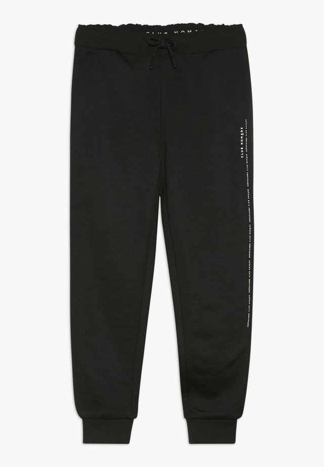 CLUB NOMADE EASY PANT - Verryttelyhousut - black