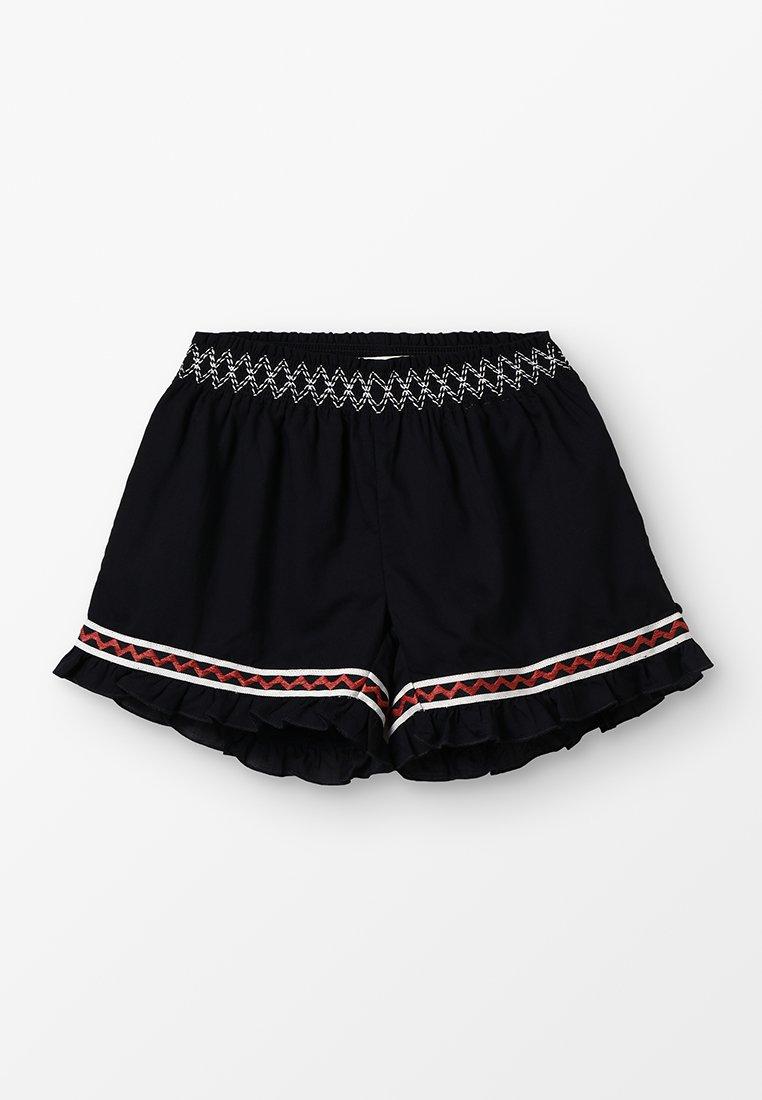Scotch R'Belle - BOHO WITH SMOCKED WAISTBAND - Shorts - black