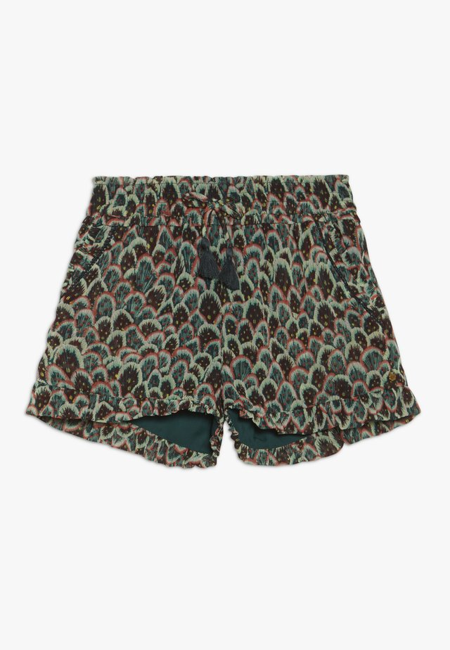 DRAPEY ALLOVER PRINTED - Shorts - multicolor