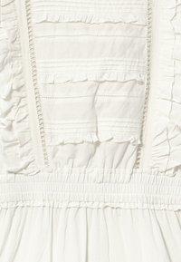 Scotch & Soda - Długa sukienka - off white - 3