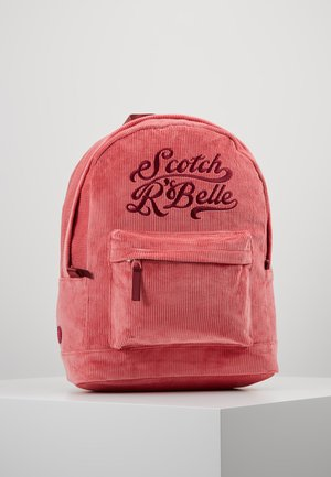 BACKPACK WITH EMBROIDERED ARTWORK - Rygsække - peach puff
