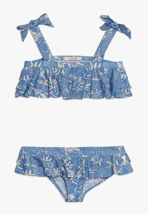 RUFFLE IN VARIOUS ALLOVER PRINTS AND COLOURS - Bikini - combo