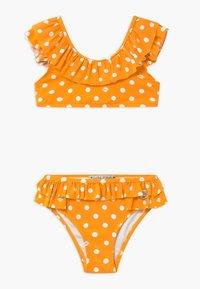Scotch & Soda - WITH RUFFLED SHOULDER DETAILS - Bikini - orange - 0
