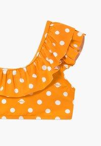 Scotch & Soda - WITH RUFFLED SHOULDER DETAILS - Bikini - orange - 3