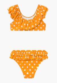 Scotch & Soda - WITH RUFFLED SHOULDER DETAILS - Bikini - orange - 1