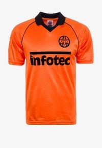 Scoredraw - EINTRACHT FRANKFURT AWAY 1981 - Fanartikel - orange/black - 0