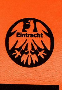 Scoredraw - EINTRACHT FRANKFURT AWAY 1981 - Fanartikel - orange/black - 2
