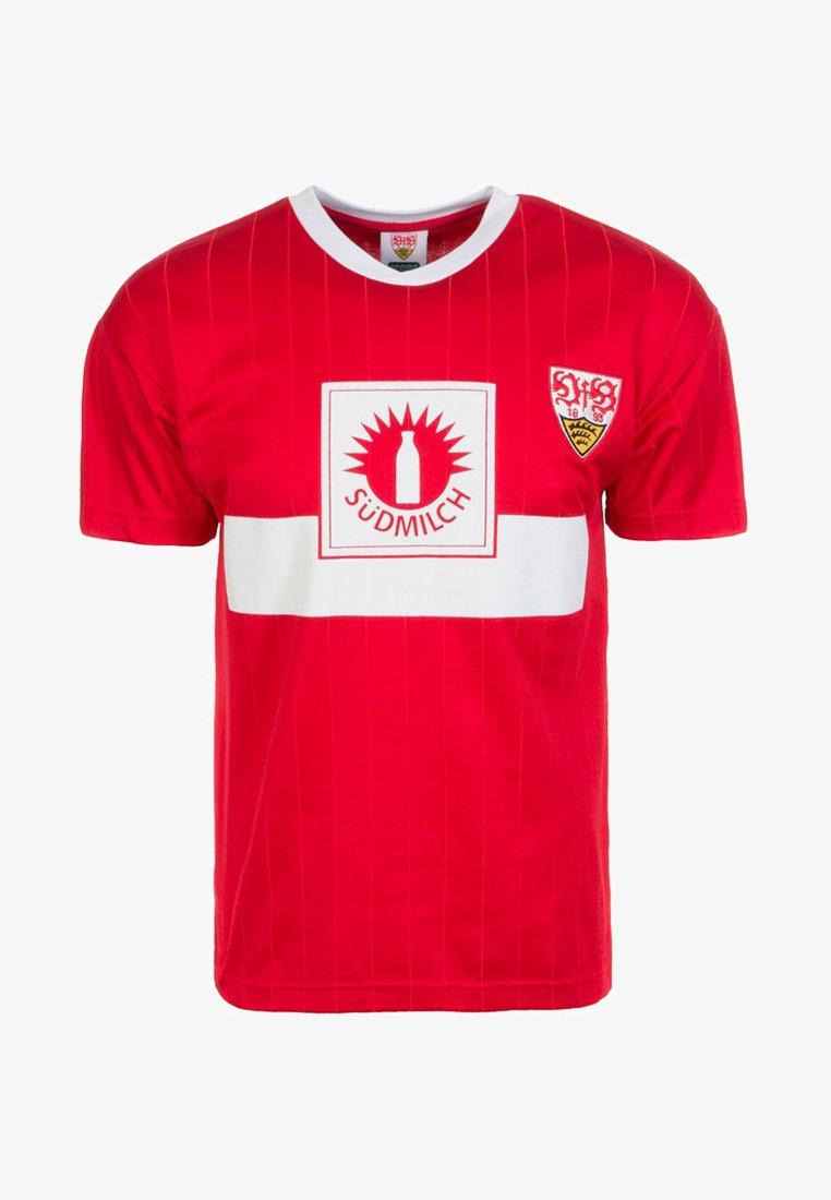 Scoredraw - VFB STUTTGART AWAY 1990  - Fanartikel - red