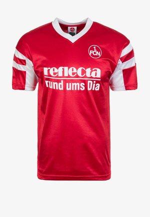 1. FC NÜRNBERG TRIKOT HOME 1988 - Fanartikel - red / white