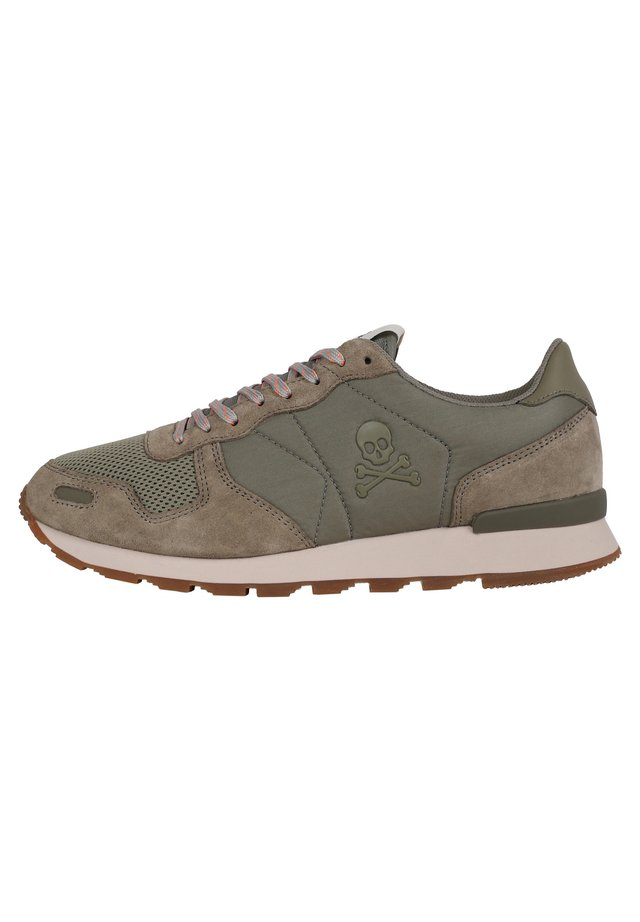 FOLK SPLIT  - Trainers - khaki