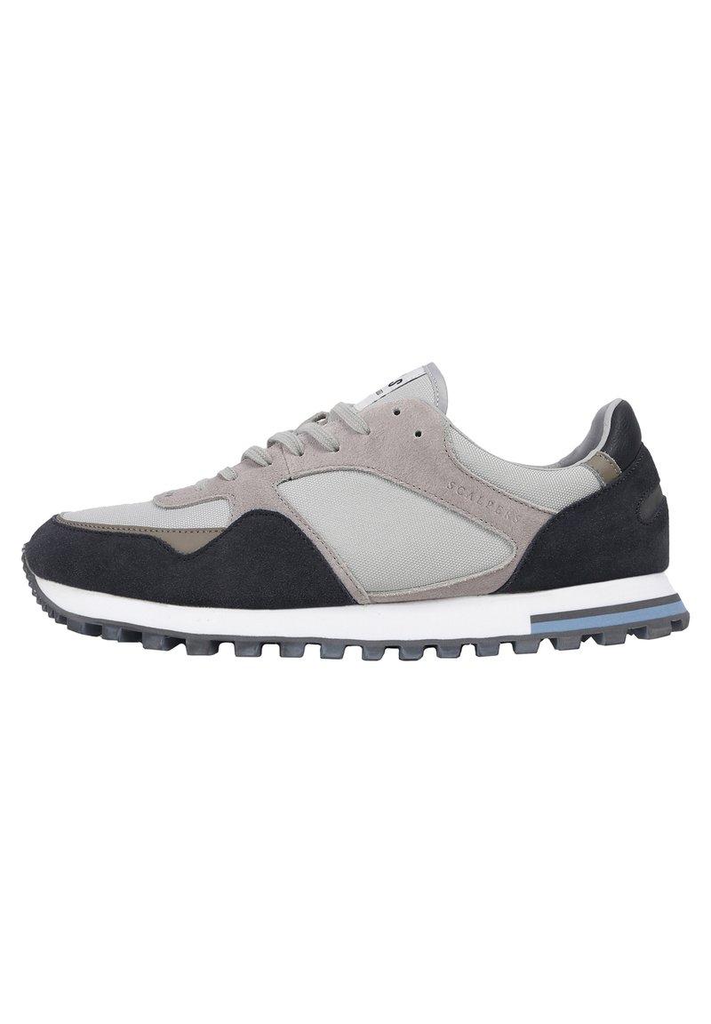 Scalpers - MARSHALL SPLIT - Sneakers basse - petrol