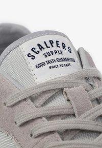 Scalpers - MARSHALL SPLIT - Sneakers basse - petrol - 4