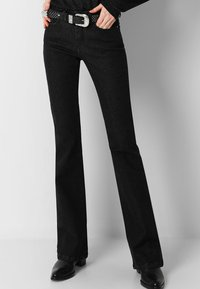 Scalpers - Jean bootcut - grey - 0