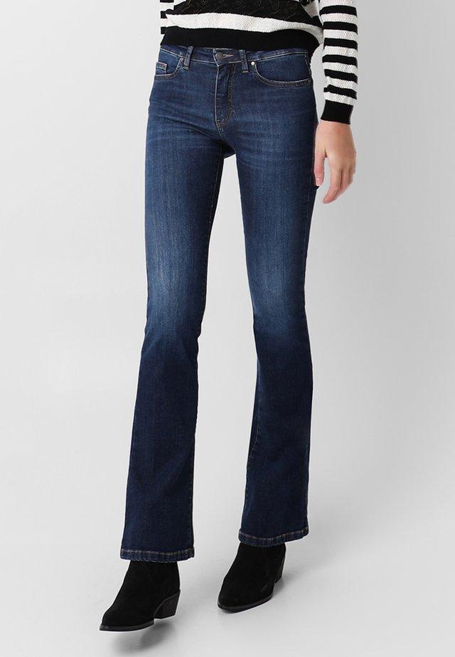 Jean bootcut - indigo