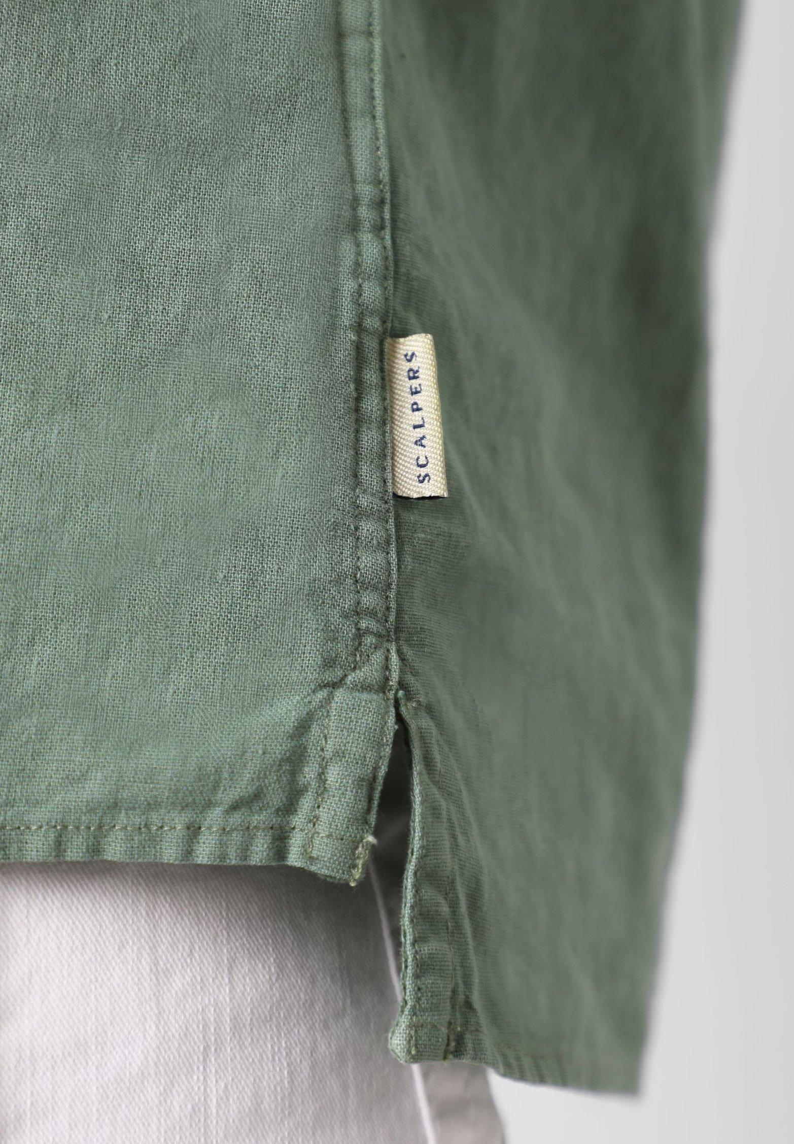 chemise kaporal homme kaki zippé zalando