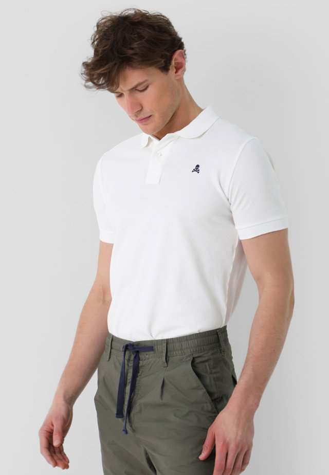 NOS BASIC  - Poloshirt - white