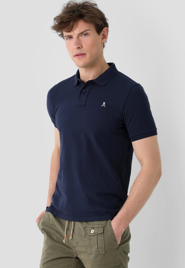 NOS BASIC  - Polo - navy