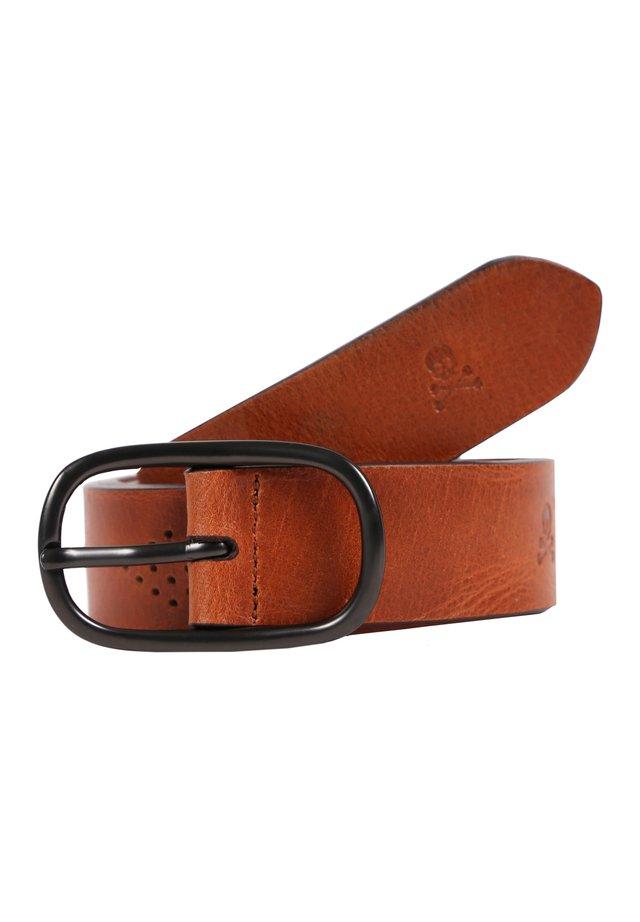 ETHNIC  - Belt - ochre