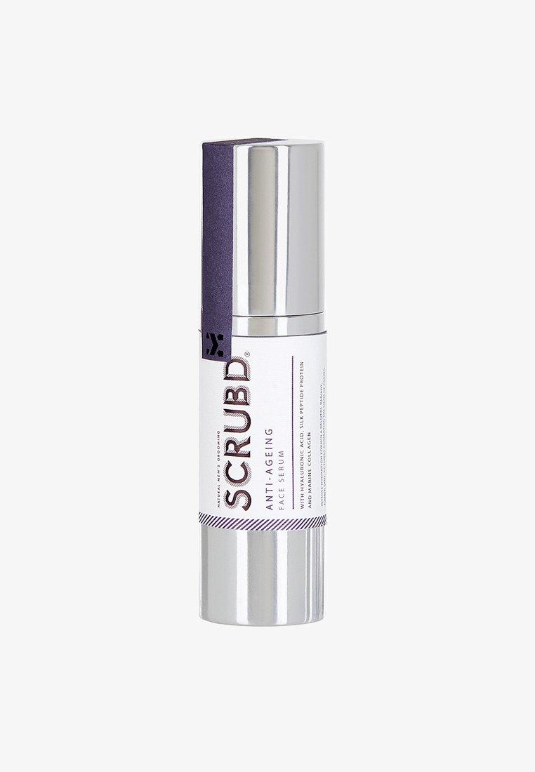 SCRUBD - ANTI-AGEING FACE SERUM 30ML - Serum - clear