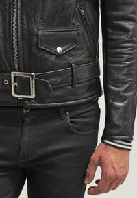 Schott Made in USA - Veste en cuir - black - 6