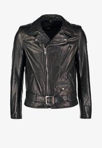 Schott Made in USA - Veste en cuir - black - 8