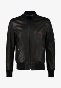Schott Made in USA - Kožená bunda - black - 5