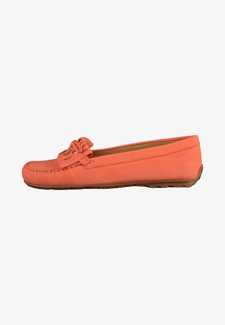 Sebago - INSTAPPERS - Loafers - coral
