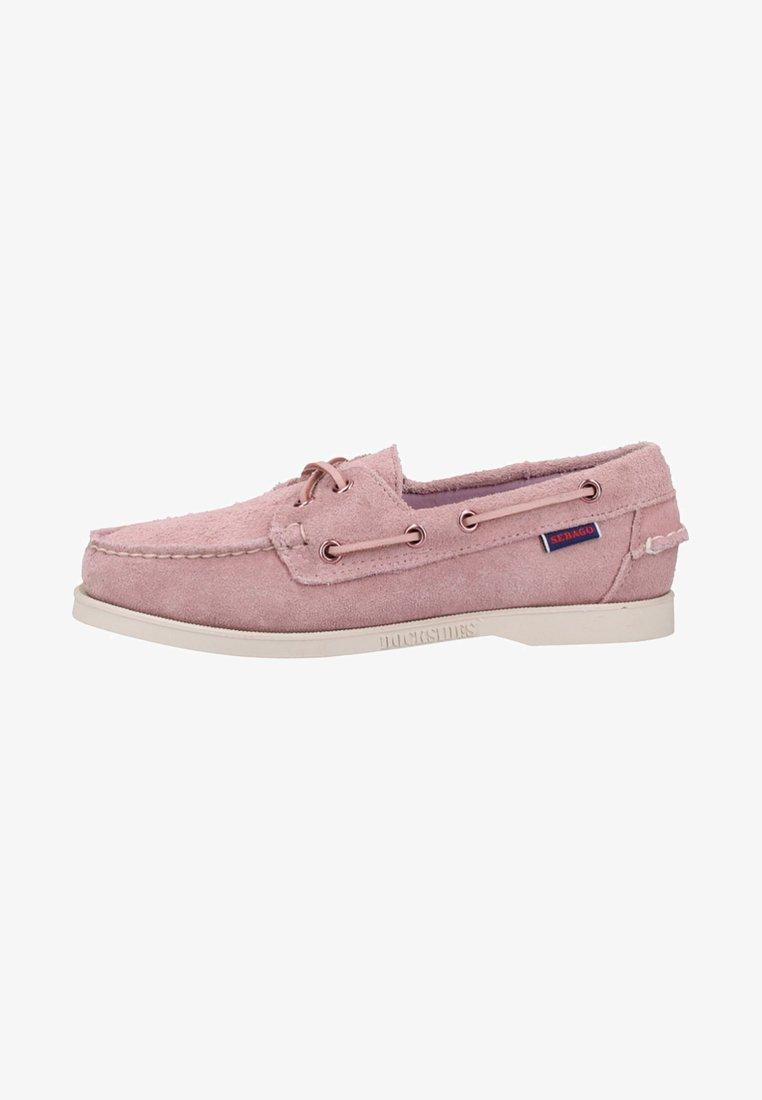 Sebago - Chaussures bateau - purple