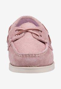 Sebago - Chaussures bateau - purple - 5