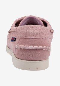 Sebago - Chaussures bateau - purple - 3