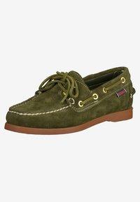 Sebago - Chaussures bateau - green - 2