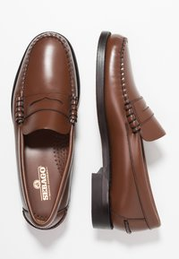 Sebago - CLASSIC DAN - Business-Slipper - brown - 1