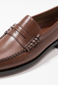 Sebago - CLASSIC DAN - Business-Slipper - brown - 5