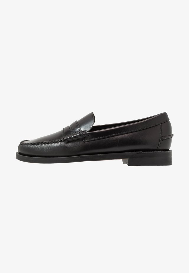 DAN WAXY - Mocassins - black