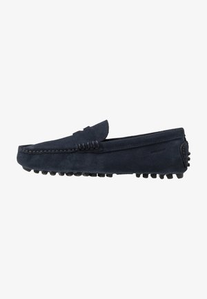 RUSSEL - Mocassins - blue navy