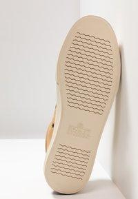 Sebago - JOHN - Baskets basses - beige camel - 4