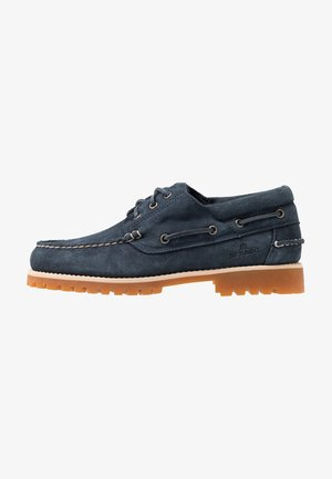 ACADIA - Boat shoes - blue navy