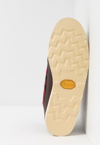 Sebago - SENECA MID - Veterboots - dark brown - 4