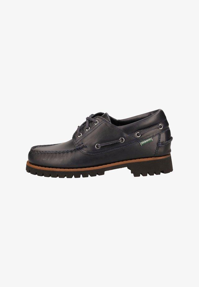 Bootschoenen - blue navy